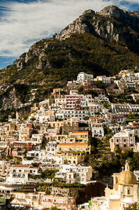 Sightseeing in Positano