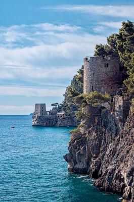 Sightseeing in Positano