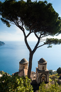 Sightseeing in Ravello