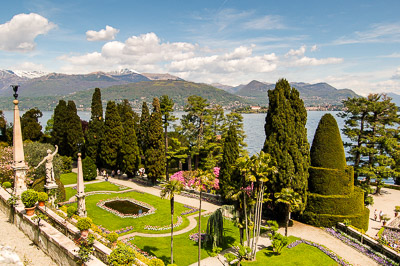Sightseeing in Isola Bella, Lake Maggiore