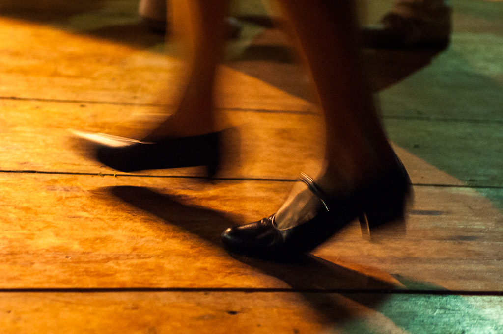 Summer Jamboree footwork