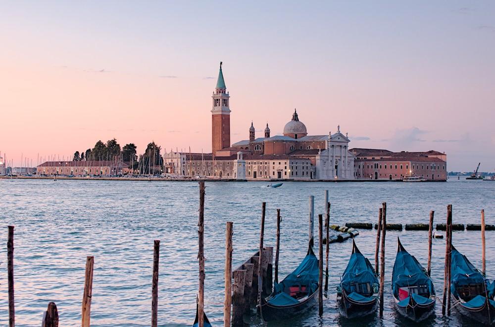 Sightseeing of San Giorgio Maggiore in Venice