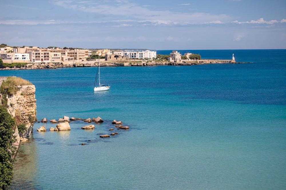 Sightseeing in Otranto