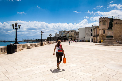 Sightseeing in Otranto