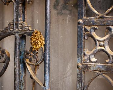 The Adami-Manara Family Mausoleum Gate