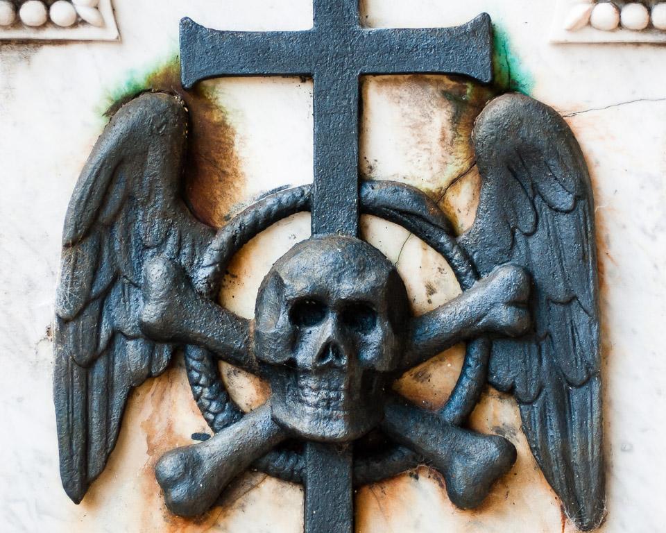 The Benedetti Forastieri Family Grave