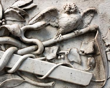Count Pietro Benedetti Grave