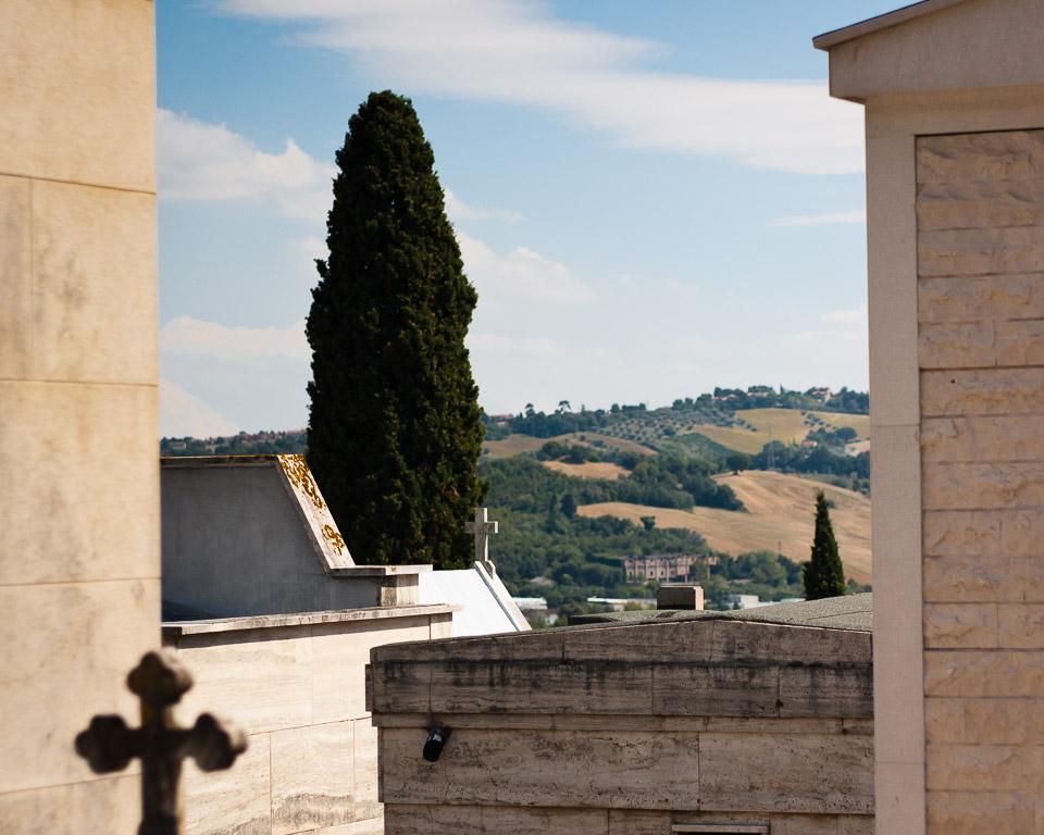 The Hills around Senigallia