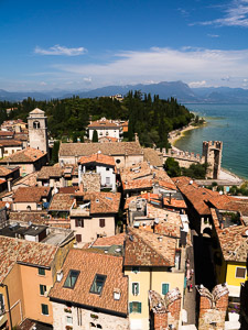 Sightseeing in Sirmione, Castello Scaligero