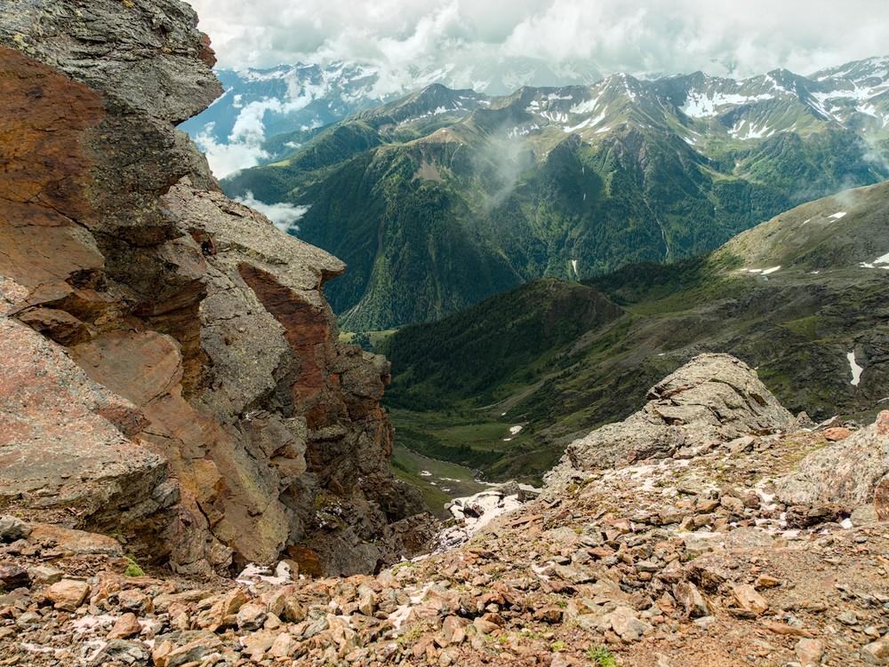 Mountains around Pejo