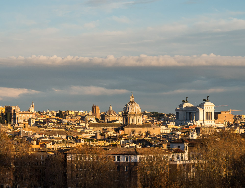 Sightseeing of Rome