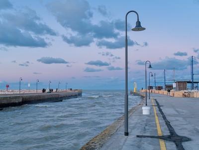 Senigallia harbor