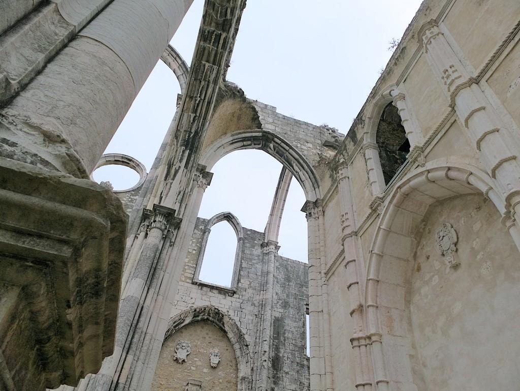 Convento da Ordem do Carmo, Lisbon, Portugal