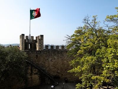Castelo de São Jorge, Lisbon, Portugal