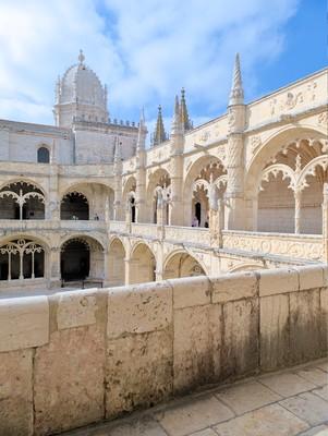Mosteiro dos Jerónimos, Lisbon, Portugal