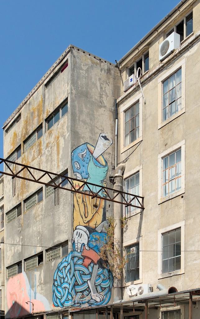 Lx Factory, Lisbon, Portugal