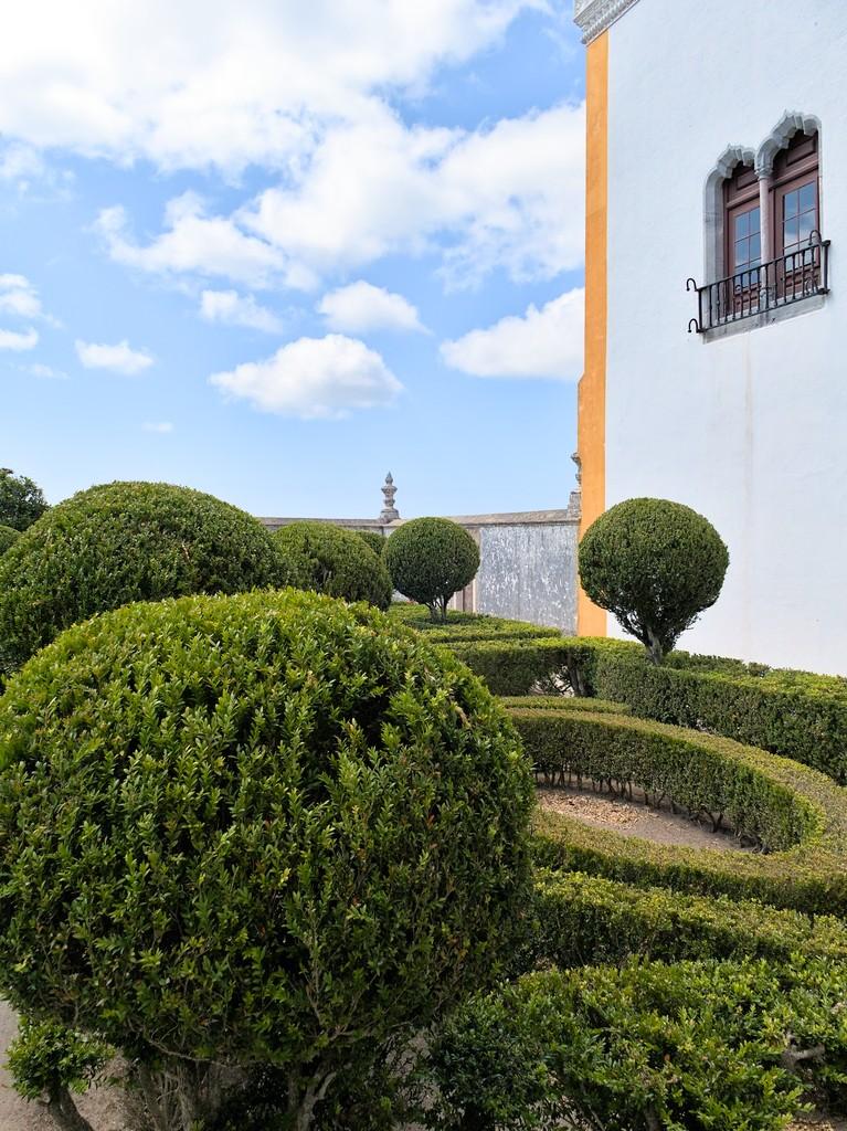 Palácio Nacional de Sintra, Sintra, Portugal
