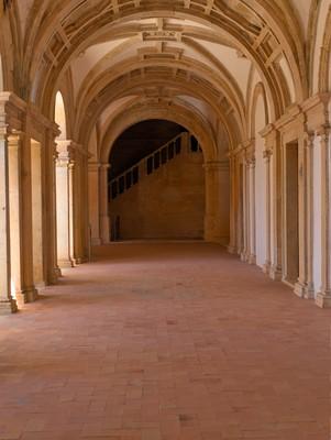 Mosteiro de Cristo, Tomar, Portugal